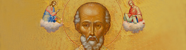 Let's get St. Nicholas back - Let's return to St. Nicholas